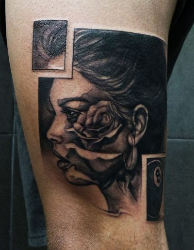 abstract_face_rose_tattoo_realistic_black
