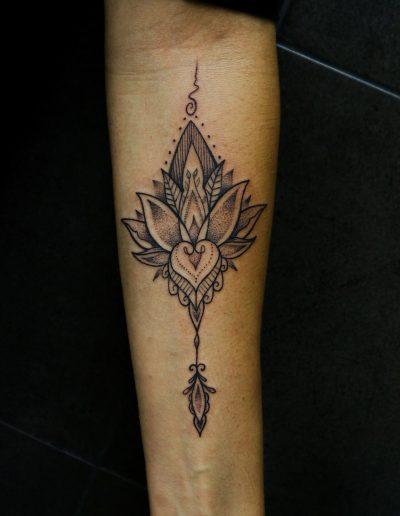 mandala lotuss