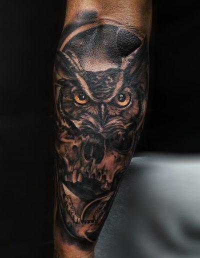 owl_skull_tattoo_realistic_black_grey