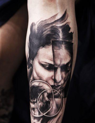 woman_portrait_skull_abstract_tattoo
